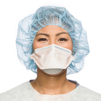 FLUIDSHIELD N95 Particulate Filter Respirator And Surgical Mask