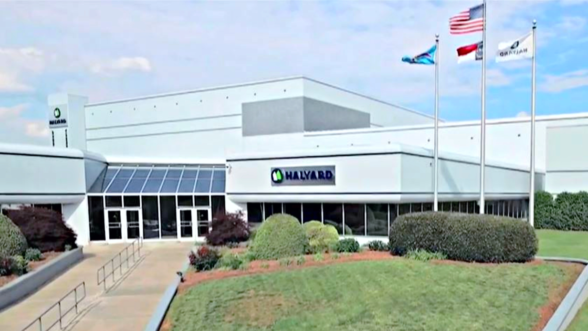 Halyard Lexington, NC Manufacturing Facility